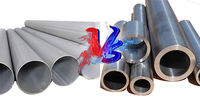 Difference Between Nickel Alloy Seamless Pipe and Nickel Alloy Welded Pipe