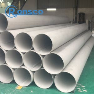 Large Dimaeter Seamless Pipe - ASTM A358, A312