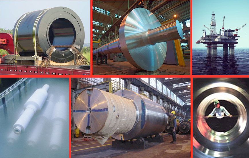 Heavy Forgings products-markets